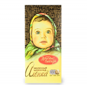 CHOCOLATE ALYONKA MILK 100 g
