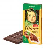 CHOCOLATE ALYONKA HAZELNUT 100 g