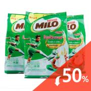 마일로(팩)(MILOSONG) 450g (30g*15STICKS) - P6632063