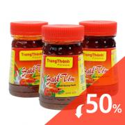 사떼똠(SATE TOM) CHILLI SHRIMP PASTE 100ml 새우맛 소스 - P8400062