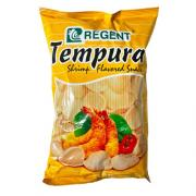 덴푸라 스낵 Tempura Shrimp Flavored Snack 100g - KP1124